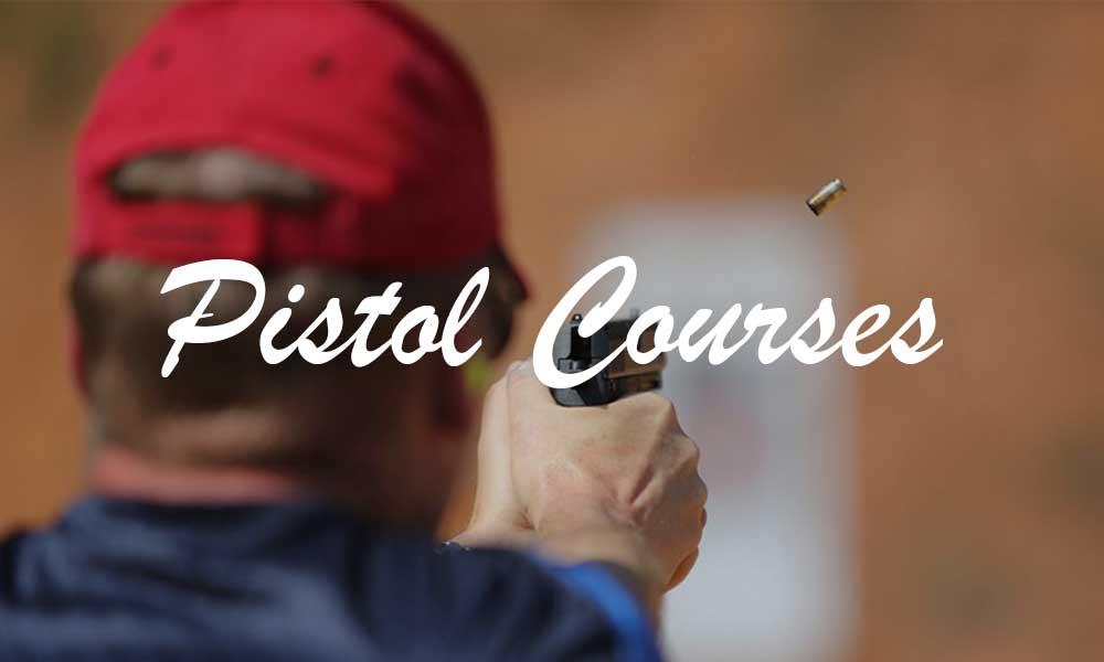 Pistol Courses